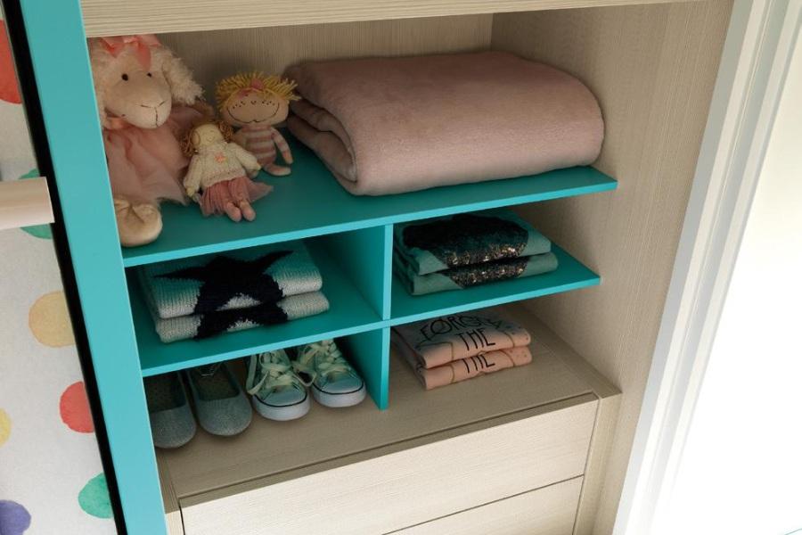 Come organizzare l'armadio dei tuoi bambini 4