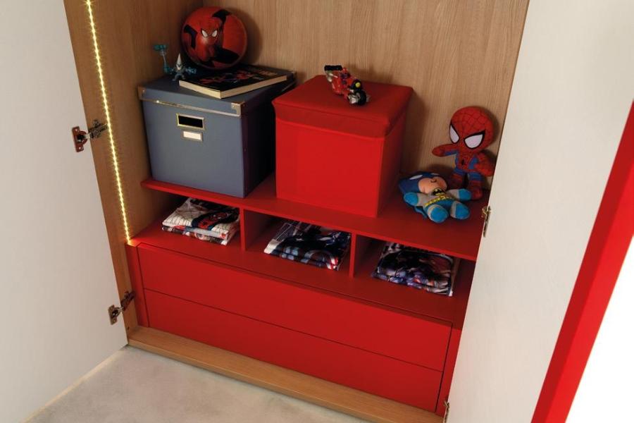 Come organizzare l'armadio dei tuoi bambini 3