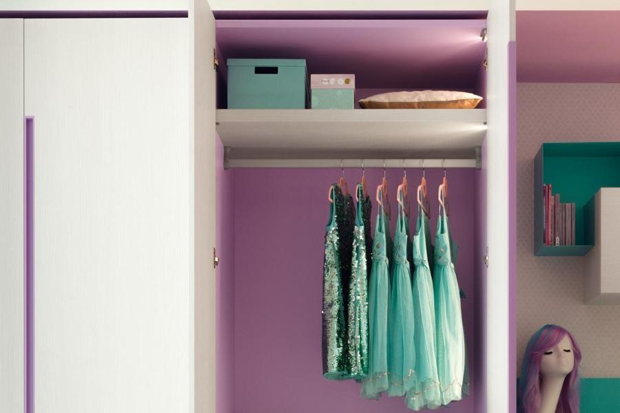 Come organizzare l'armadio dei tuoi bambini 5