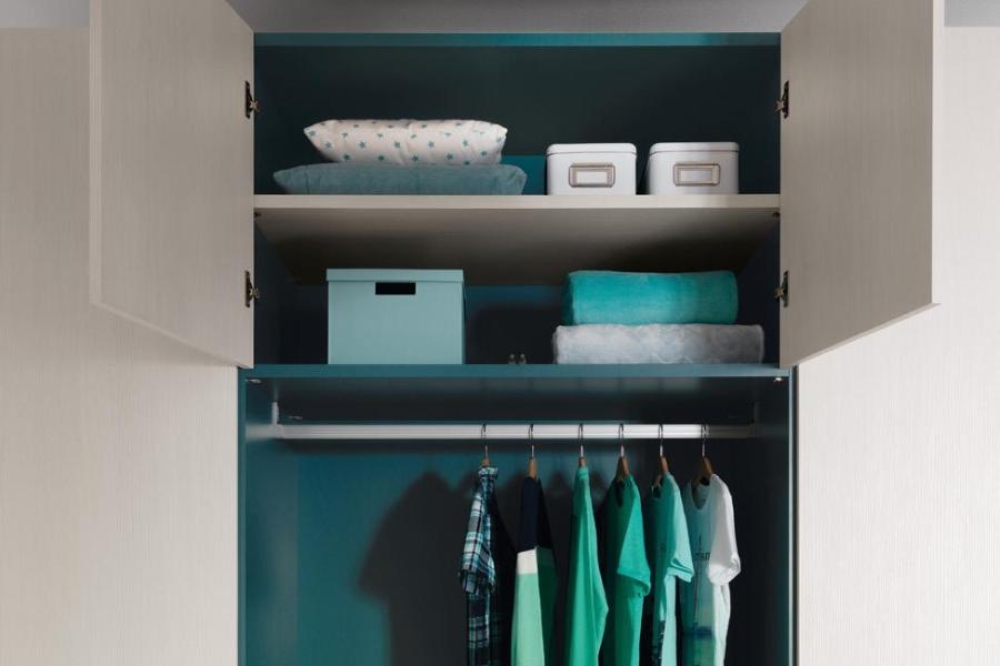Come organizzare l'armadio dei tuoi bambini 2