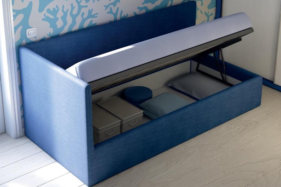 Come sfruttare al massimo lo spazio di una piccola cameretta 2