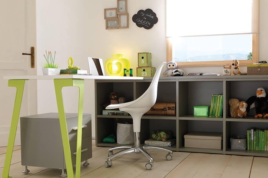 KC307 libreria scrivania
