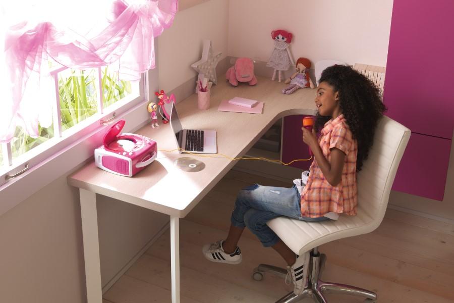 Camerette moderne per bambini: le proposte di Moretti Compact 0