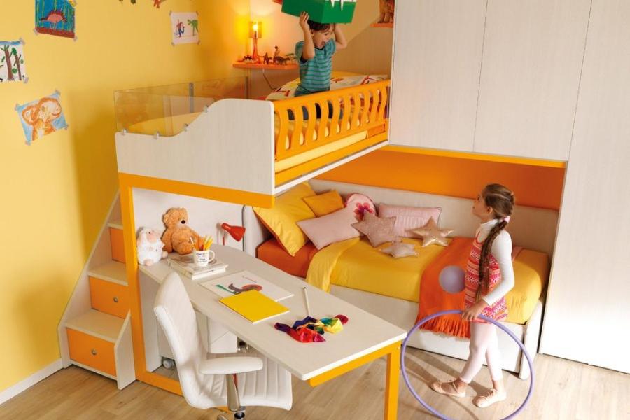 come scegliere i mobili della cameretta per i bambini 2