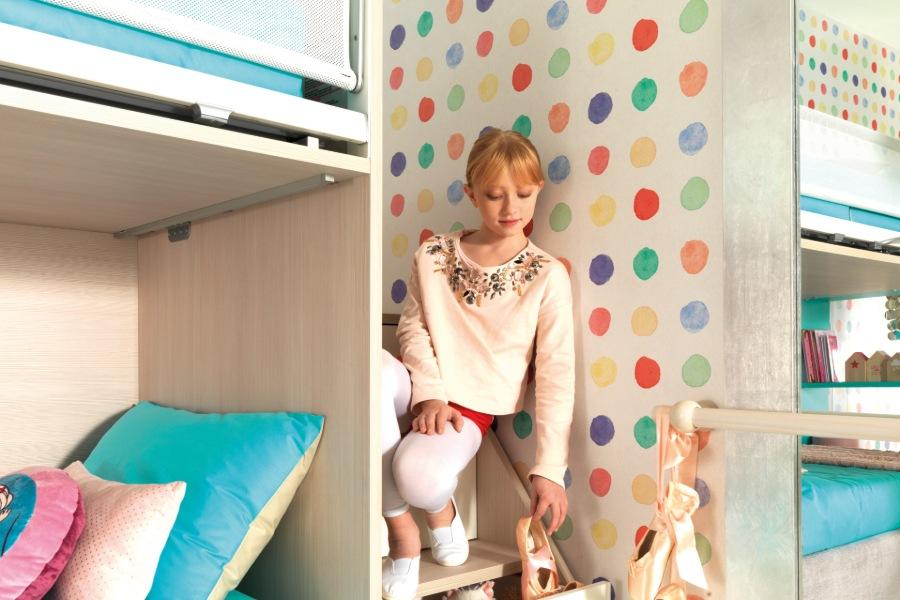 Come decorare le pareti della cameretta: 6 idee 1