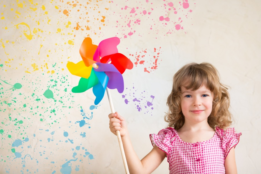 Come decorare le pareti della cameretta: 6 idee 0