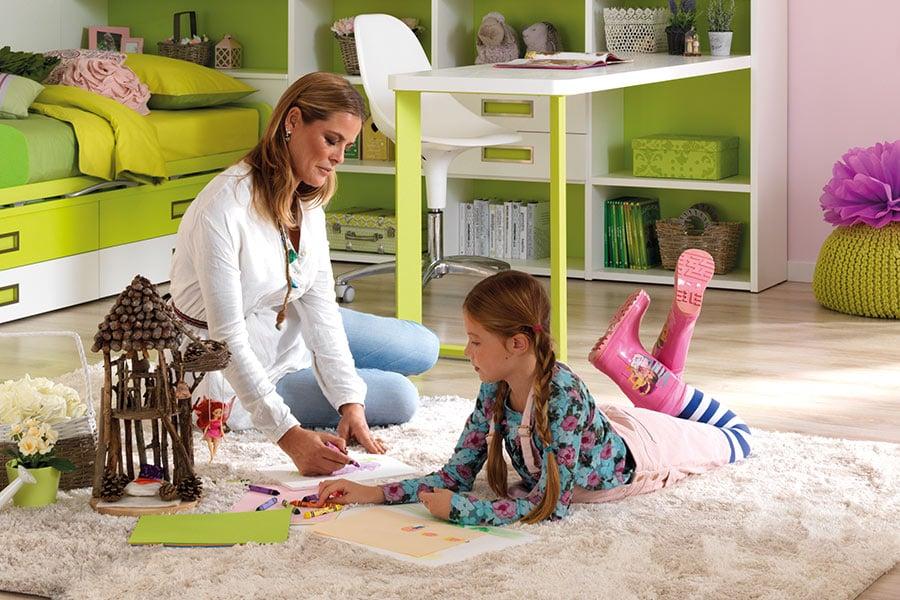 Colora le giornate di tuo figlio: 4 semplici giochi da fare in casa 1