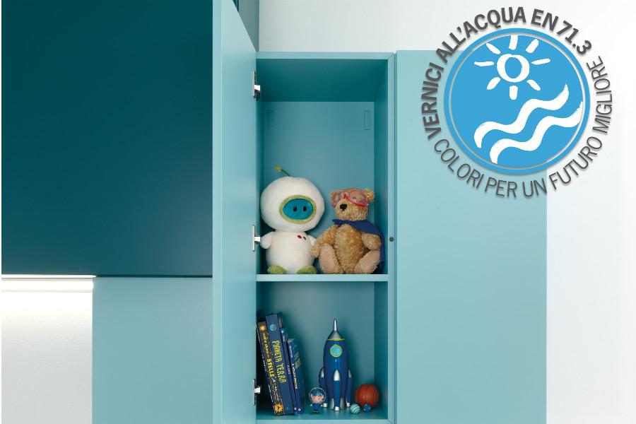 Guida alla scelta dei migliori materiali per le camerette dei bambini 4