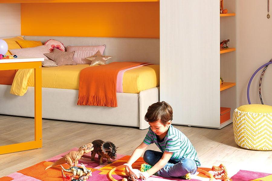 Bambini a casa: perché in questi momenti la cameretta è il luogo più importante?
