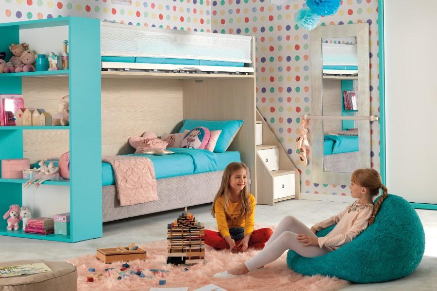 Come disporre i mobili della cameretta per renderla funzionale e sicura? 6