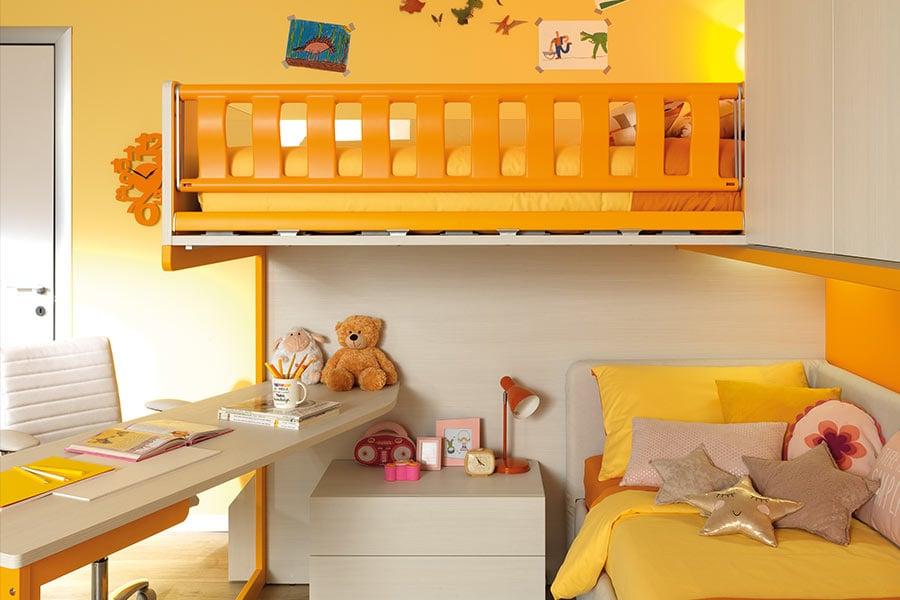 Come disporre i mobili della cameretta per renderla funzionale e sicura? 1