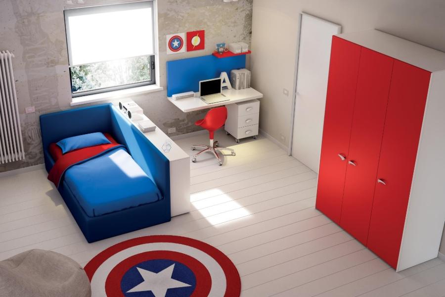 Quali sono le caratteristiche di una cameretta di qualità? 4