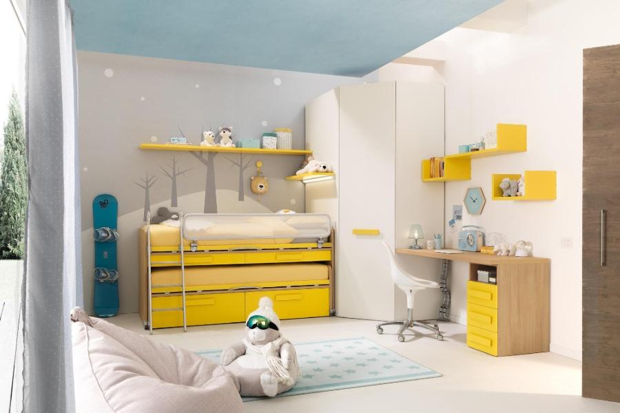 Quali sono le caratteristiche di una cameretta di qualità? 1