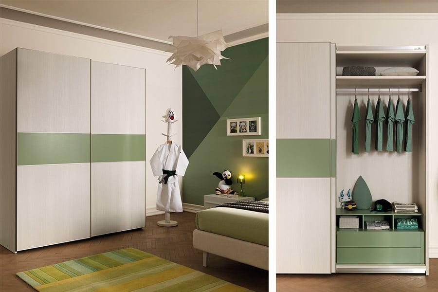 Camerette componibili Moretti Compact: arreda la stanza su misura per i tuoi figli 4