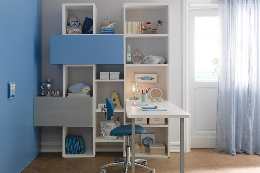 Camerette componibili Moretti Compact: arreda la stanza su misura per i tuoi figli 3