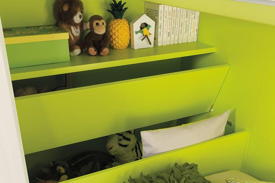 Partire dalle basi: gli elementi fondamentali di una cameretta per bambini 9
