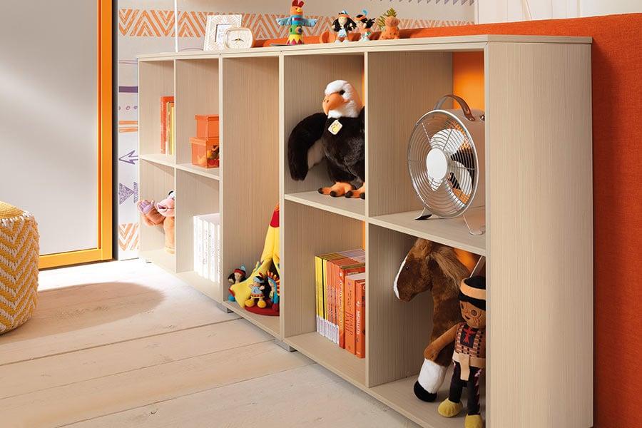 Come organizzare l'angolo gioco dei tuoi figli? Le regole d'oro acccessori camera legno