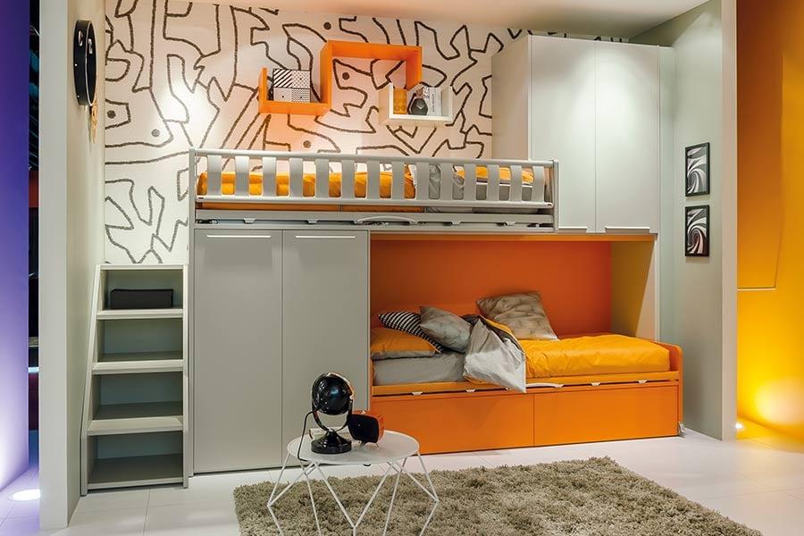 Letti A Castello Per Bambini Design.Il Letto A Castello Per Bambini E Sicuro Consigli Vantaggi E Svantaggi