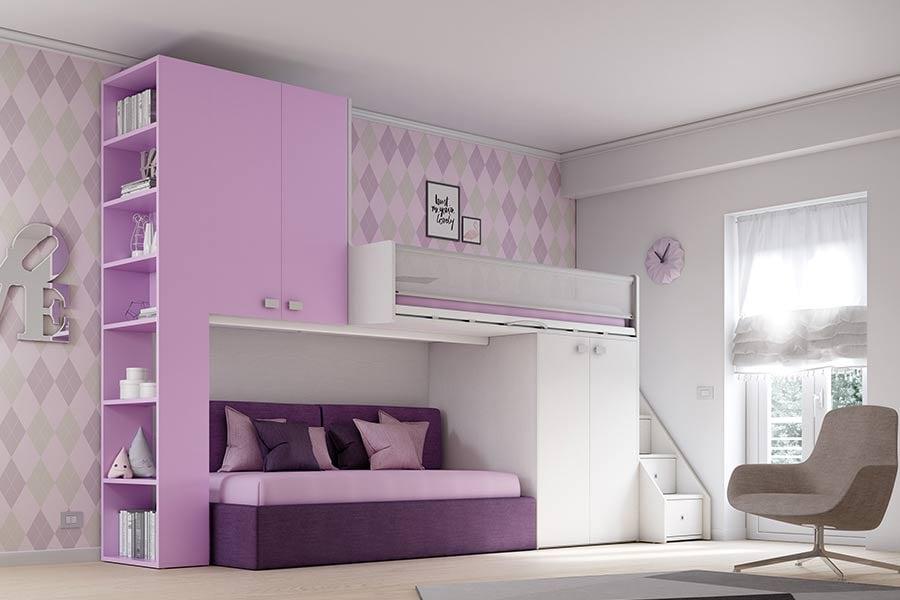 Il letto a castello per bambini è sicuro? Consigli, vantaggi e svantaggi 5