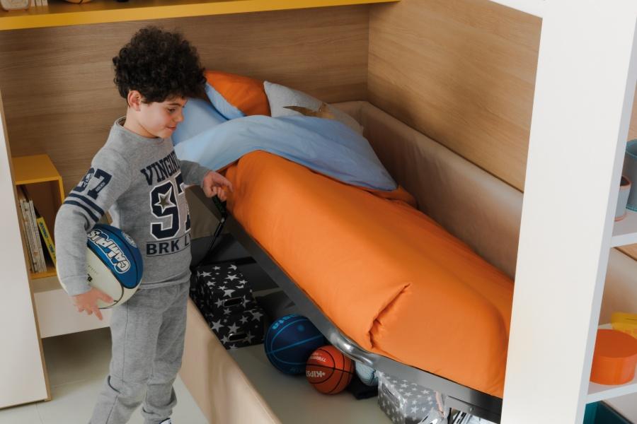 Quali sono le principali tipologie di cameretta per bambini 3