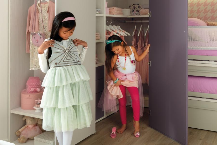 Quali sono le principali tipologie di cameretta per bambini 8