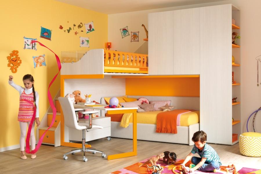 Quali sono le principali tipologie di cameretta per bambini?