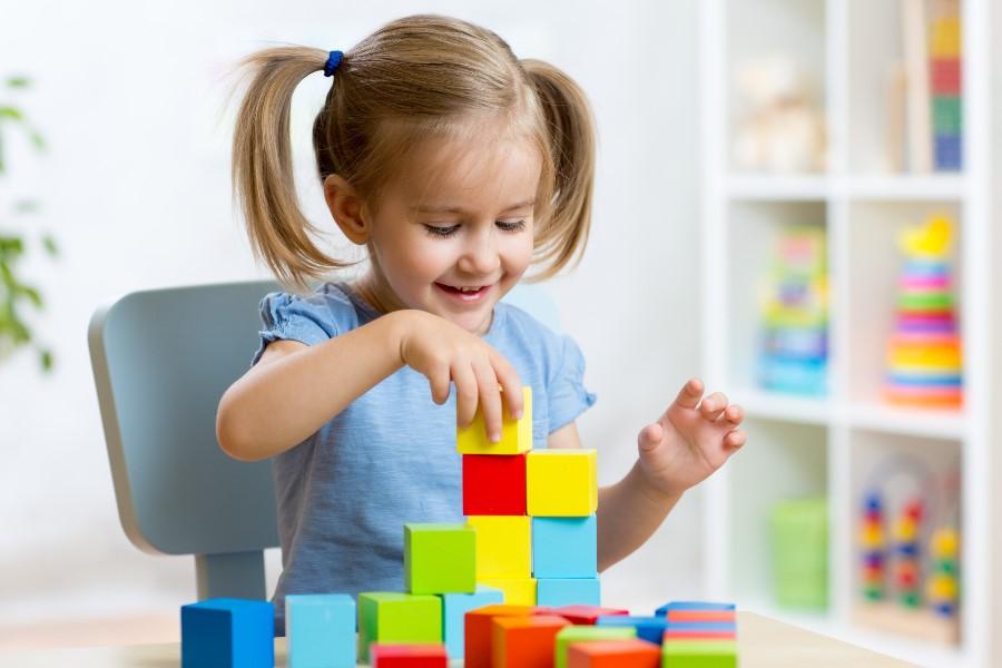 progettare camerette per bambini 0