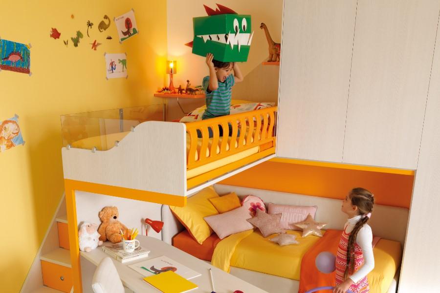 progettare camerette per bambini 2