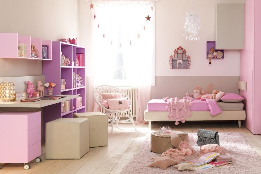 Come scegliere il colore della cameretta dei tuoi figli? 1