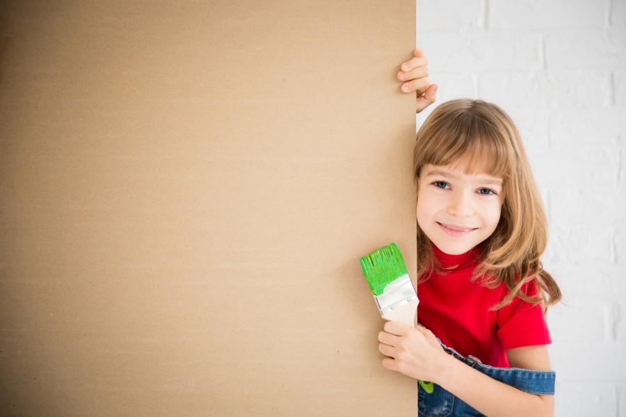 Come scegliere il colore della cameretta dei tuoi figli? 2