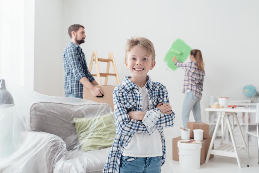 Come scegliere il colore della cameretta dei tuoi figli? 0