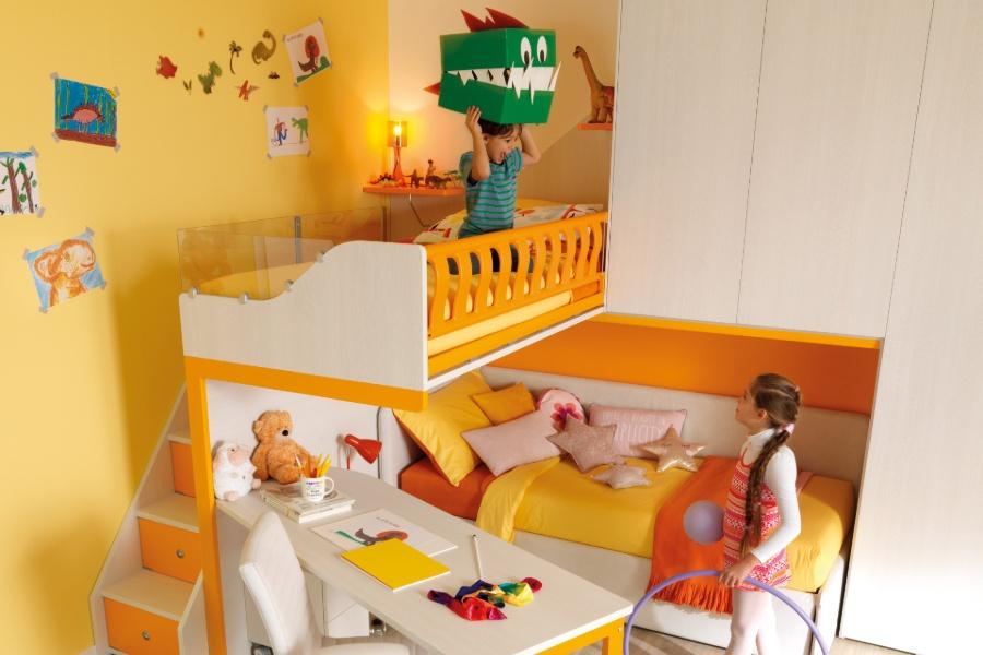 Quali sono le ultime tendenze in fatto di camerette per bambini? 1
