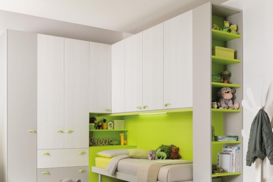 Quali sono le ultime tendenze in fatto di camerette per bambini?