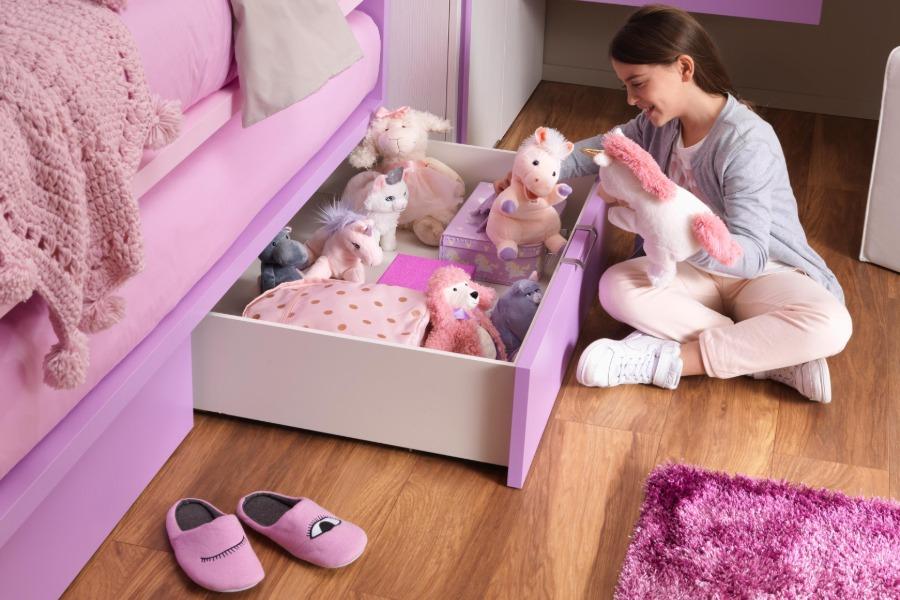 Arredamento sicuro e ideale per tutta la famiglia